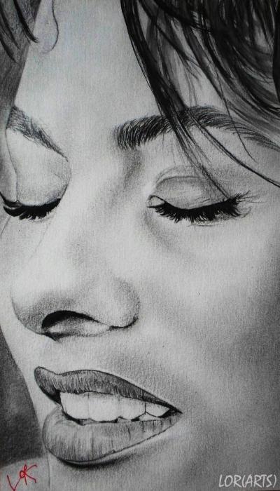 Sophia Loren by Laulau
